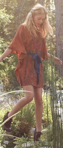 Bohemian Dress!