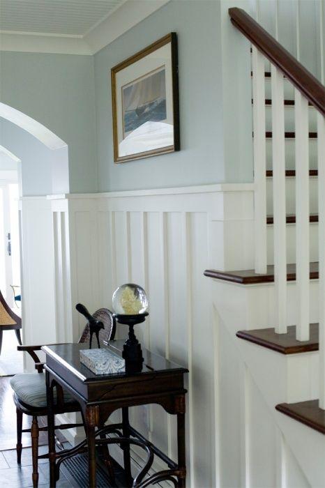 Coastal Home - Seaside Home - Entry - Custom Millwork ...