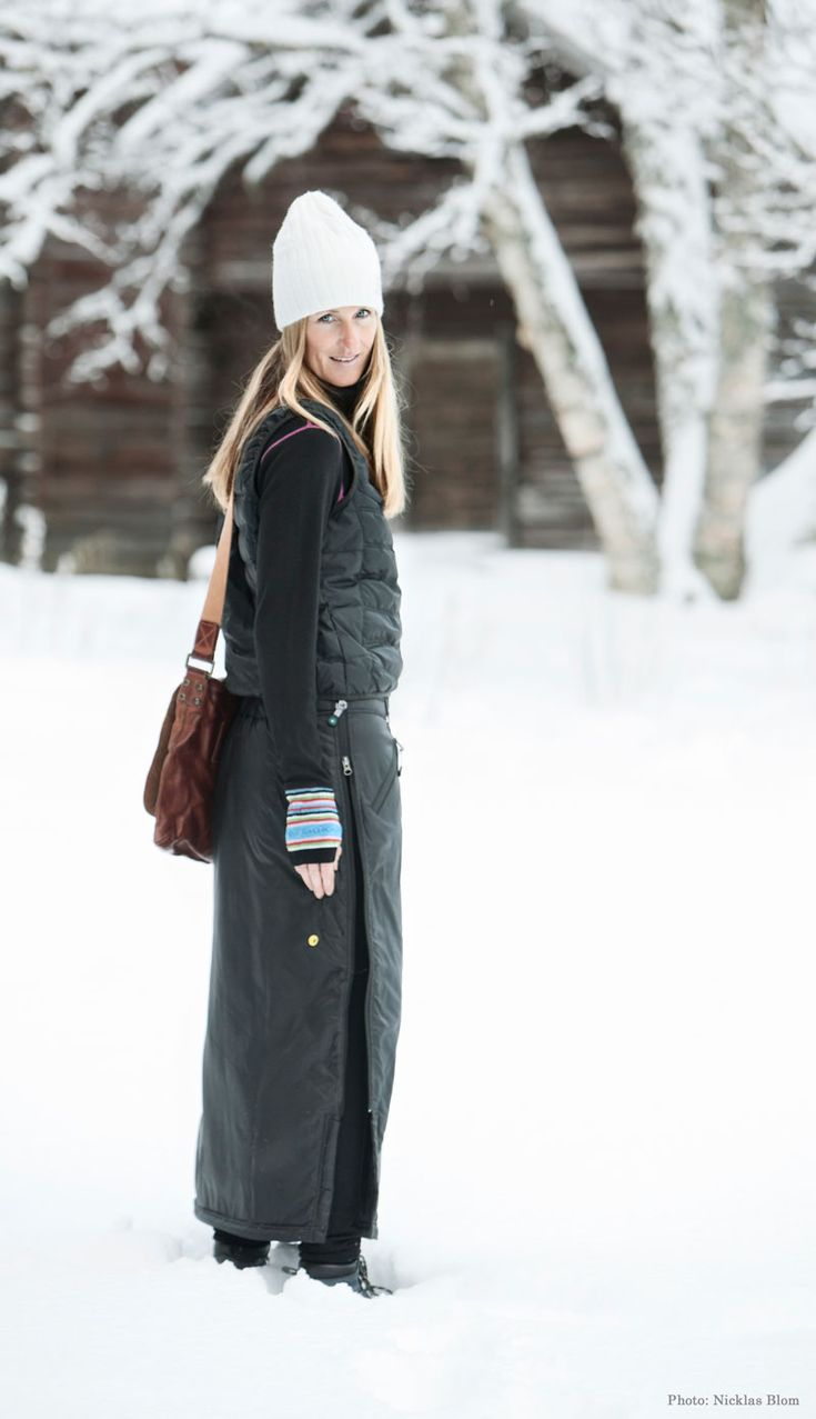 Skhoop Skirt... seems like this is an essential here in AK... want.