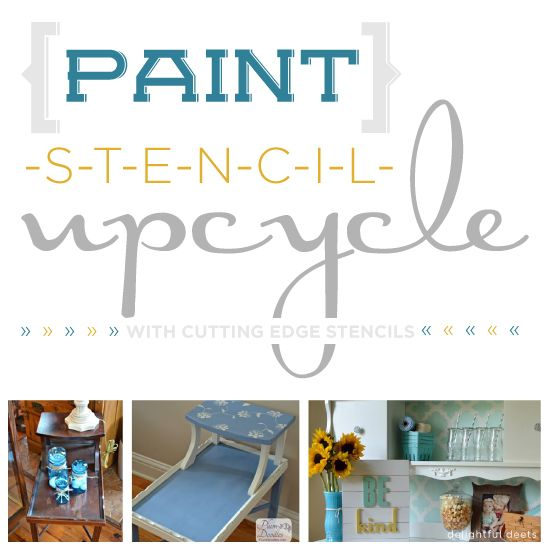 painting walls with stencils