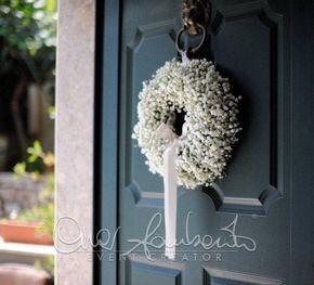 La sposa è qui! Piccoli dettagli di eleganza per la casa della sposa. | Cira Lombardo Wedding Planner