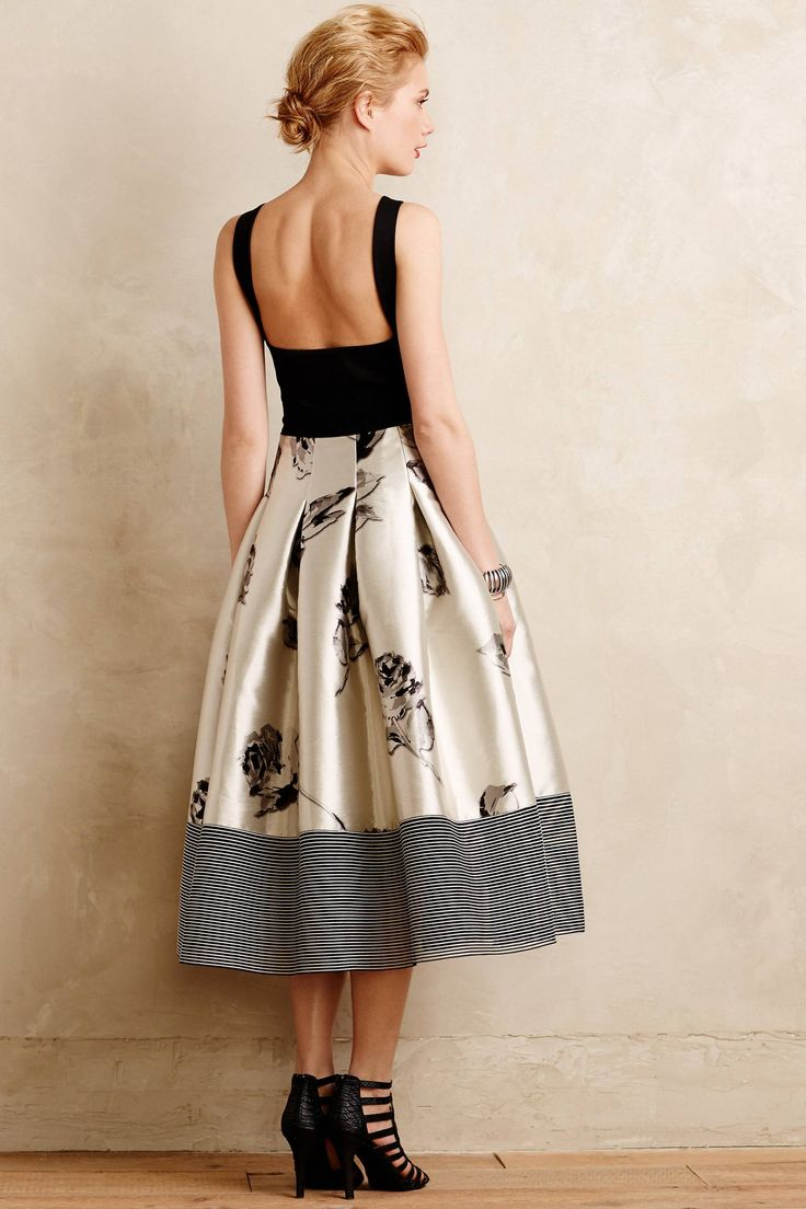 Gardenveil Dress - anthropologie.com