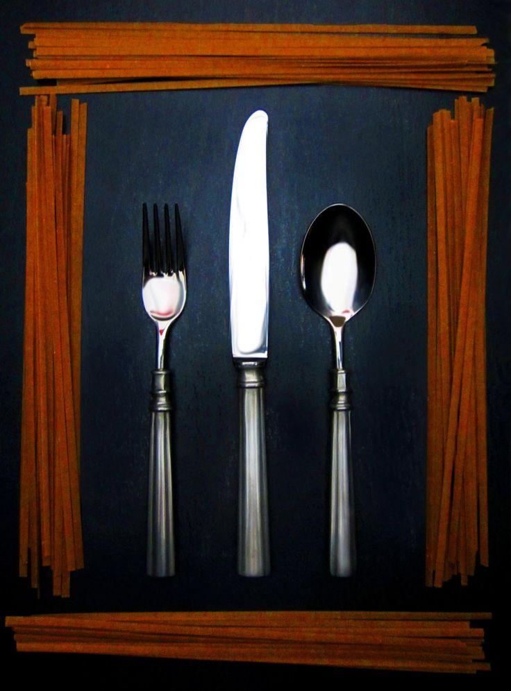 Pewter & Stainless Steel Dinner Flatware Set - Food Safe Product - #pewter #stainless #steel #dinner #flatware #cutlery #set #peltro #acciaio #posate #tavola #zinn #edelstahl #stahl #essbesteck #bestecke #étain #etain #couverts #peltre #tinn #олово #оловянный #tableware #dinnerware #table #accessories #decor #design #bottega #peltro #GT #italian #handmade #made #italy #artisans #craftsmanship #craftsman #primitive #vintage #antique