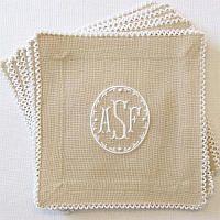 Lindley Linen ~ Hunter Douglas Window Fashions ~ Fine Linens & Fabrics