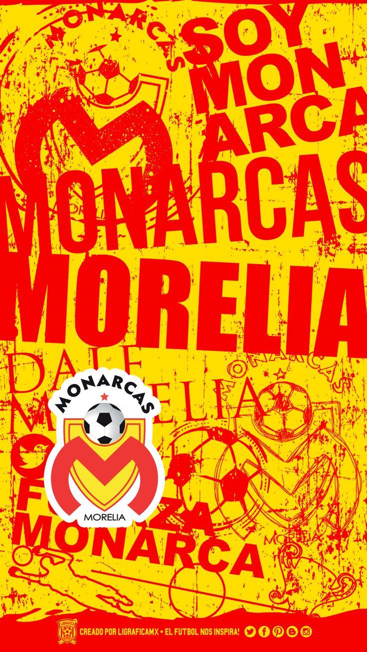 #Monarcas Morelia #LigraficaMX ·131114CTG