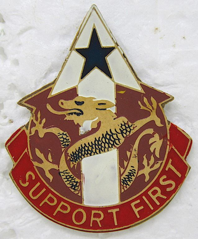 29th Support Grp Crest