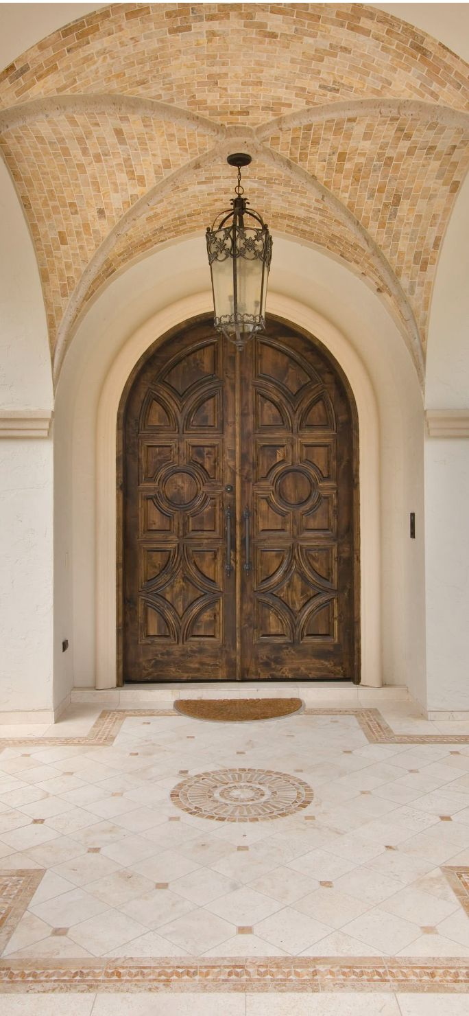 Best 25 mediterranean doors ideas on pinterest for Mediterranean interior doors