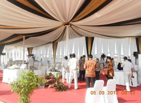 Daftar Harga Sewa Tenda murah. - Dewi's Catering & Wedding Package
