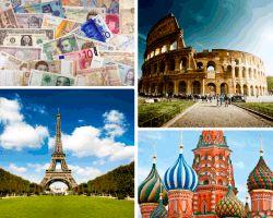 ¡Hora de jugar a #apensar! Apensar billetes. Torre Eiffel... ¿Qué es? Pistas: (C-----L)