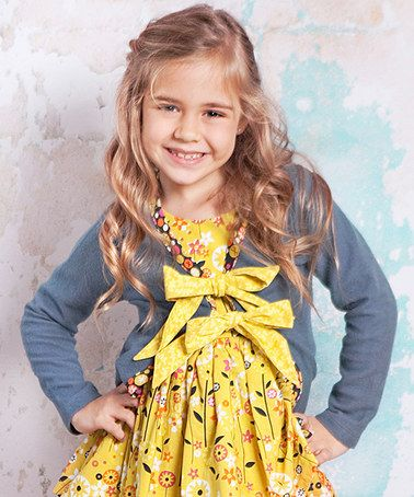 Look what I found on #zulily! Blue Bee Cardigan - Infant, Toddler & Girls #zulilyfinds