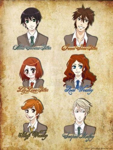 """(108) Kim z książki """"Harry Potter i Przeklęte Dziecko"""" jesteś?"""