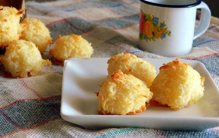 Pitadinha: Macaroon de coco #glutenfree #lactofree