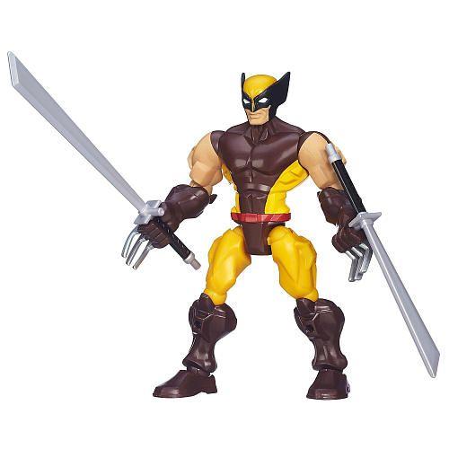 "Marvel Super Hero Mashers Wolverine Figure - Hasbro - Toys ""R"" Us"