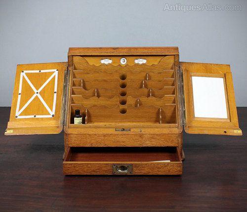 Antiques Atlas - Victorian Desk Top Stationery Cabinet. - 35 Best Antique Stationery Cabinet Writing Box Images On Pinterest