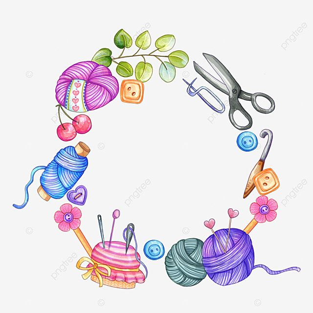 Gambar Perlengkapan Rajutan Bola Benang Bundar Bola Benang Tombol Benang Png Transparan Clipart Dan File Psd Untuk Unduh Gratis In 2021 Crochet Art Sewing Tags Yarn Ball