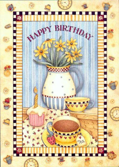 Happy Birthday - Debbie Mumm