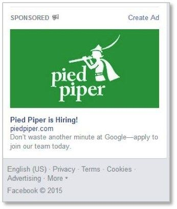 HBO Silicon Valley Season 3: Pied Piper Hiring Ads (with images) · HBO · Storify
