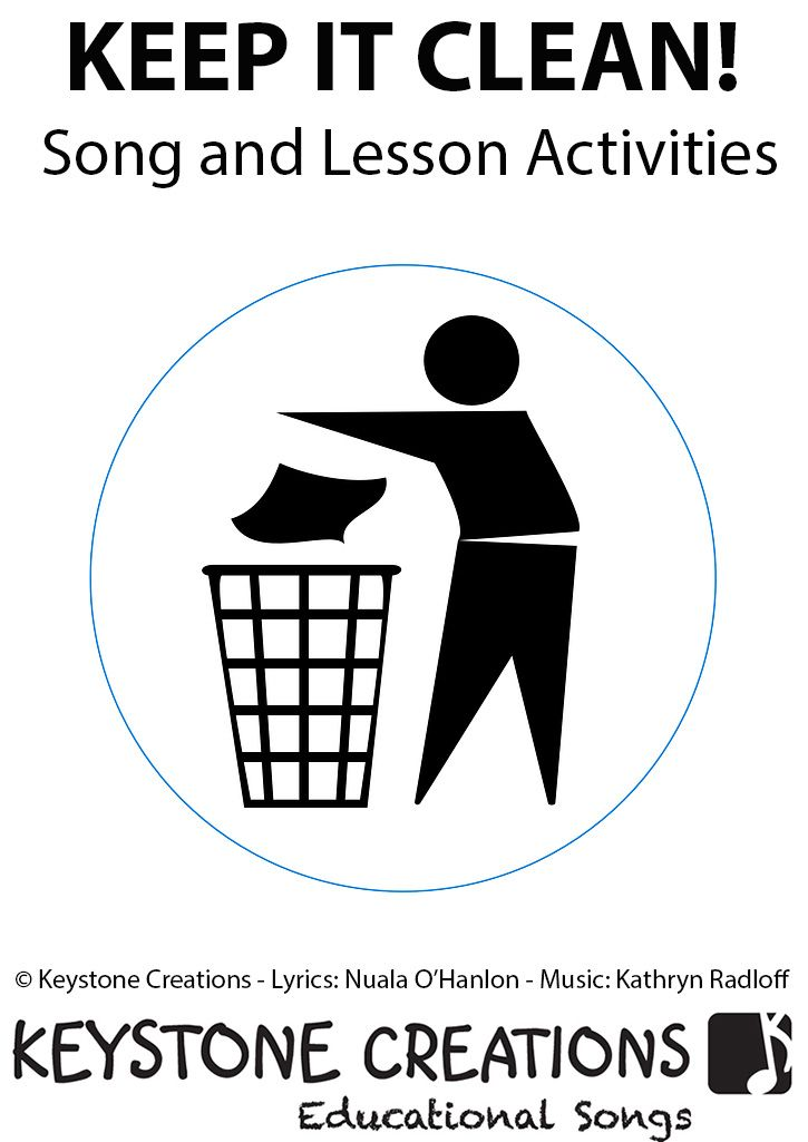 Curriculum-aligned, whole school, environmental rap song. It not only highlights responsibility for protecting our planet, it also provides students with simple, practical suggestions for caring for the environment. There's 'A Lesson in Every Lyric'® **DETAILS (including sample song lyrics & link to student assembly performance video) & DOWNLOADFABLE song & lesson materials: https://designedbyteachers.com.au/keep-it-clean-curriculum-song-and-lesson-materials/