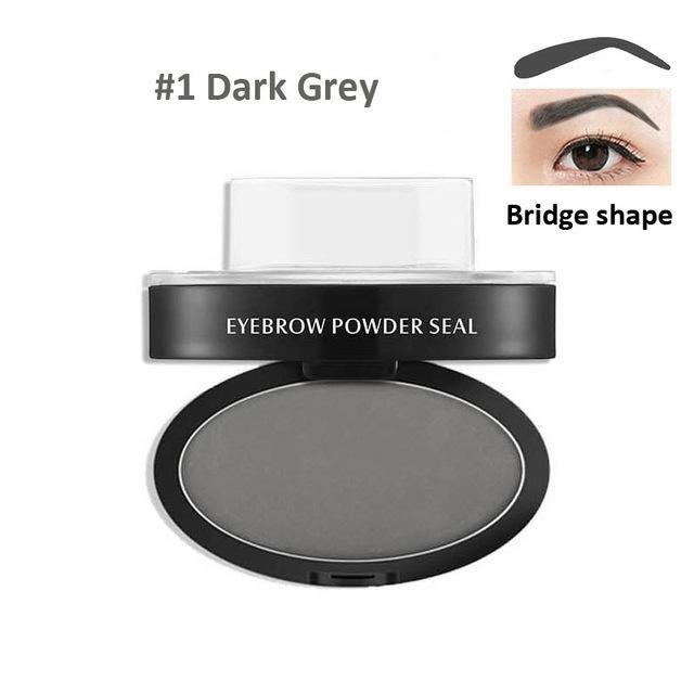 Natural Eyebrow Stamp Makeup Tool
