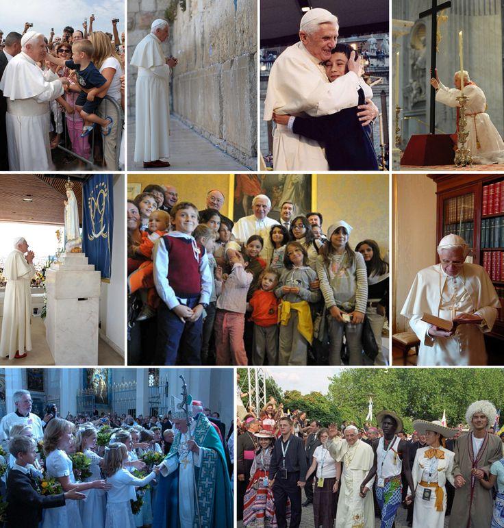 XI rocznica wyboru Benedykta XVI