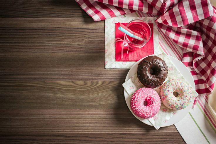 Sweet doughnuts