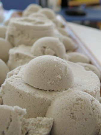 Recept Moonsand