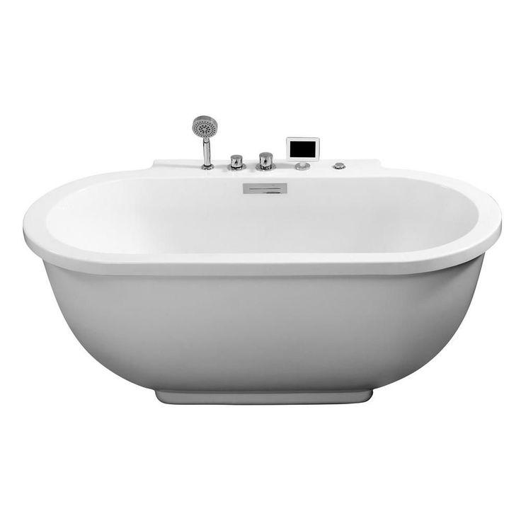 169 best Whirlpool Bathtubs images on Pinterest