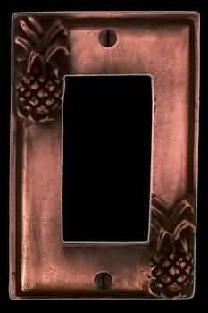 Copper Bronze Light Wall Switch Plate a8d1d31e26d7d2e2d9657c1a9b7d530f.jpg (233×350) & 48 best Copper Wall Plate Covers images on Pinterest | Copper wall ...