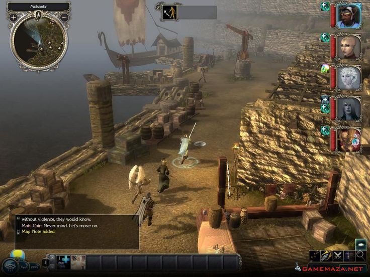 neverwinter nights 2 baldur's gate remake