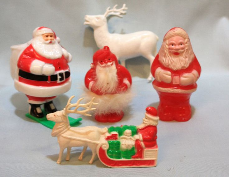 Antique Christmas Ornaments | Celluloid Christmas Ornaments