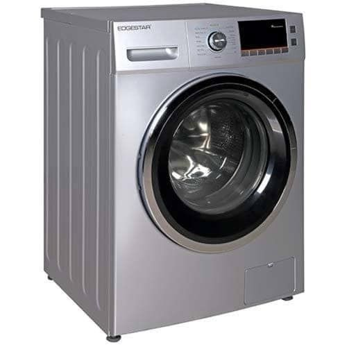 EdgeStar CWD1550 24 Inch Wide 2.0 Cu. Ft. Front Loading Electric Washer/Dryer Combo (Silver)