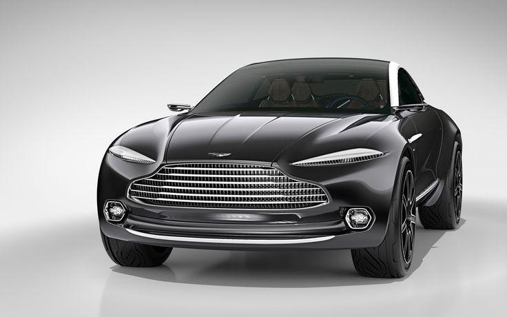 Aston Martin DBX Concept