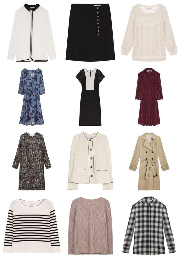 Duchess-worthy styles by Gerard Darel! Click to shop