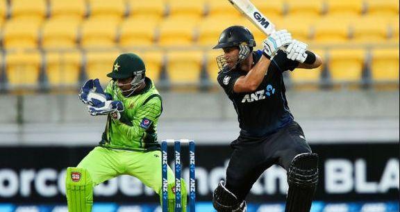 New Zealand vs Pakistan 1st T20I Live Cricket Match Cricinfo Score