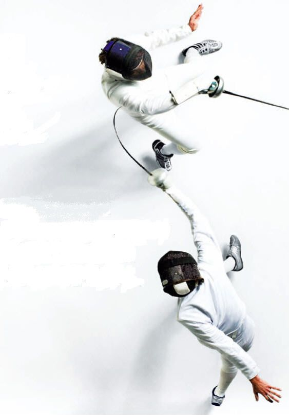 Bird's eye view - epee  | Fitness | Sports | Gym | Health | Motivation | Bodybuilding | #follow www.pinterest.com/armaann1 |
