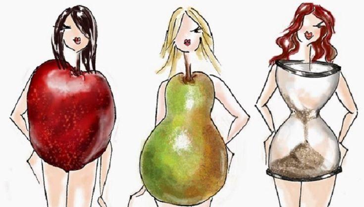 A női test alma, körte, vagy homokóra alakú. A testalkatodnak megfelelő diétát kell választanod ahhoz, hogy könnyen leadhasd a plusz kilókat. A testalkatodnak megfelelő tanácsok[...]