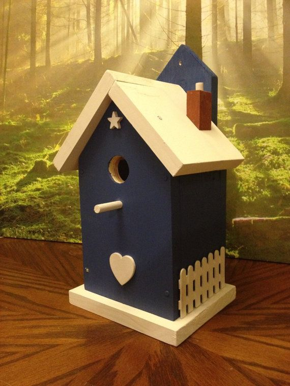 Bird House from Etsy UK