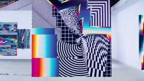 Beyond the Streets Presents: Felipe Pantone | Juxtapoz Magazine: Juxtapoz Magazine – Currently on view at Beyond the Streets in Los…