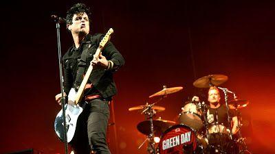 Daftar 50 Lagu Terbaik Green Day yang Bagus