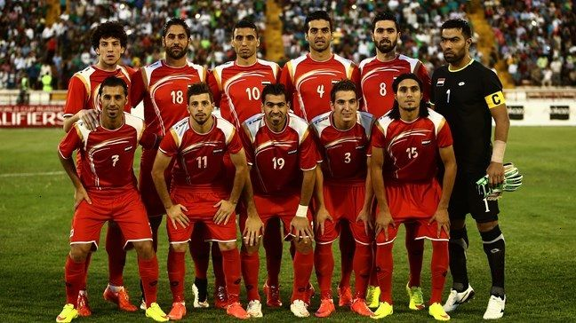 Iraq Vs Syria Live Streaming Today International Friendly Match Today Live Football Match Score Bet Live Football Match Live Streaming National Football Teams