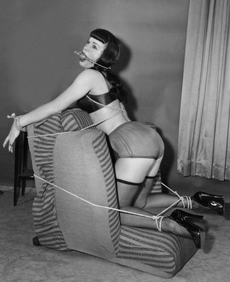 Betty bondage page photo sorry