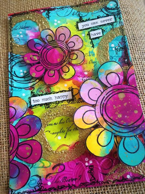 PaperArtsy: NEW PaperArtsy Products {Ecletica³ Tracy Scott} by Tracy Scott