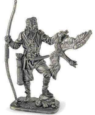 Скандинавский охотник   Оловянная история
