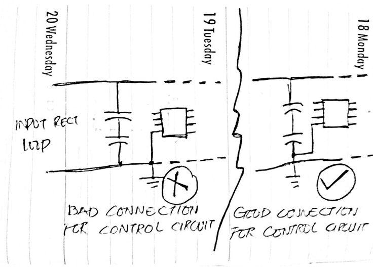 Regulated Half Bridge Switching Power Supply Using ATX