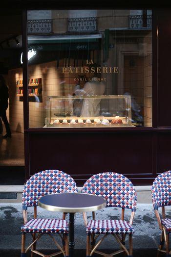 Le café le plus people : la pâtisserie Cyril Lignac