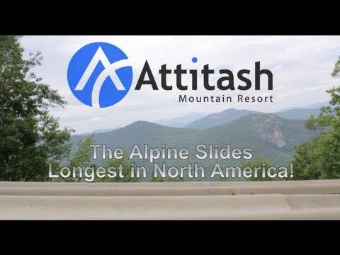 Attitash Mountain Resort New Hampshire | Alpine Slide