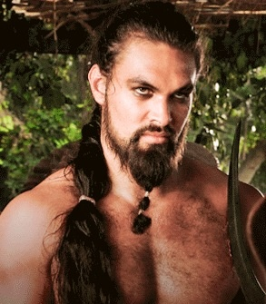 Khal Drogo | Game of Thrones | Jason Momoa
