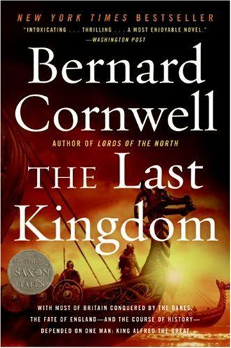 Bernard Cornwell- The Last Kingdom; historical fiction fix. First book in the series and I can not stop reading them, completely hooked. Following Uhtred from one peril to another, the story is amazing. A must read.