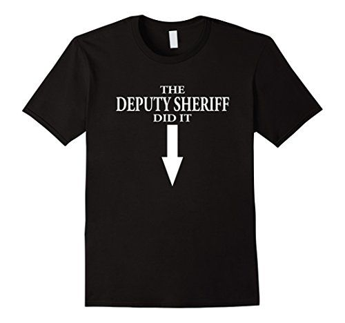 Men's The Deputy Sheriff Did It-Deputy Sheriff Wife Maternity Gift Small Black Shoppzee Firefighter, Police & Law Enforcement Tee http://www.amazon.com/dp/B01E1R8L7G/ref=cm_sw_r_pi_dp_nbvexb0GHZ838
