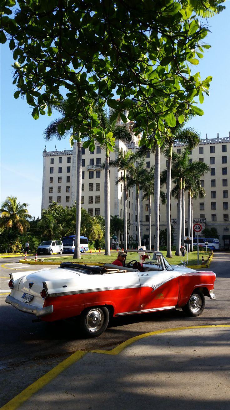 Hotel Nacional de Cuba - Havana, Cuba